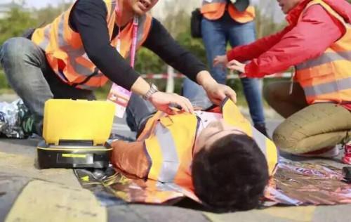 唤醒生命  城市急救AED普及计划